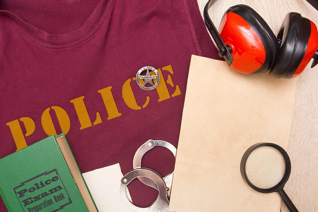 Police Training Lnowledge